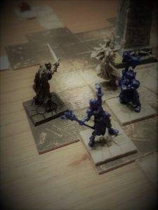 Aventure 3 - La gardienne tourmentée