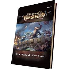 Kings of War : Vanguard - Livre de règles